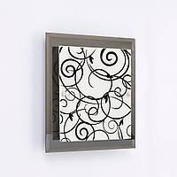 Светильник Грация 31910 2*Е27 d300 чёрно-белый квадрат
