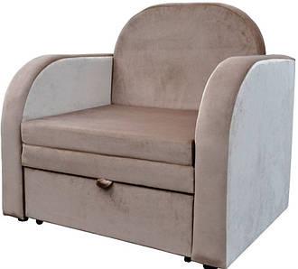 Кресло-кровать Релакс с ящиком для белья