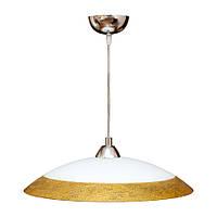 Люстра, подвесной светильник Мираж 26140 Е27 d400 золото