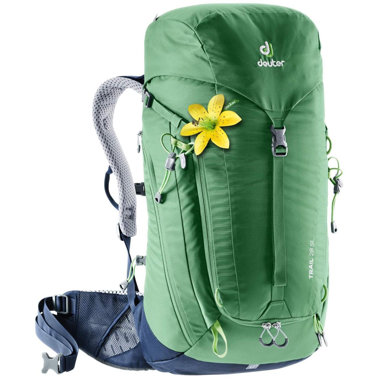 Рюкзак Deuter Trail 28 SL leaf-navy (3440419 2326)