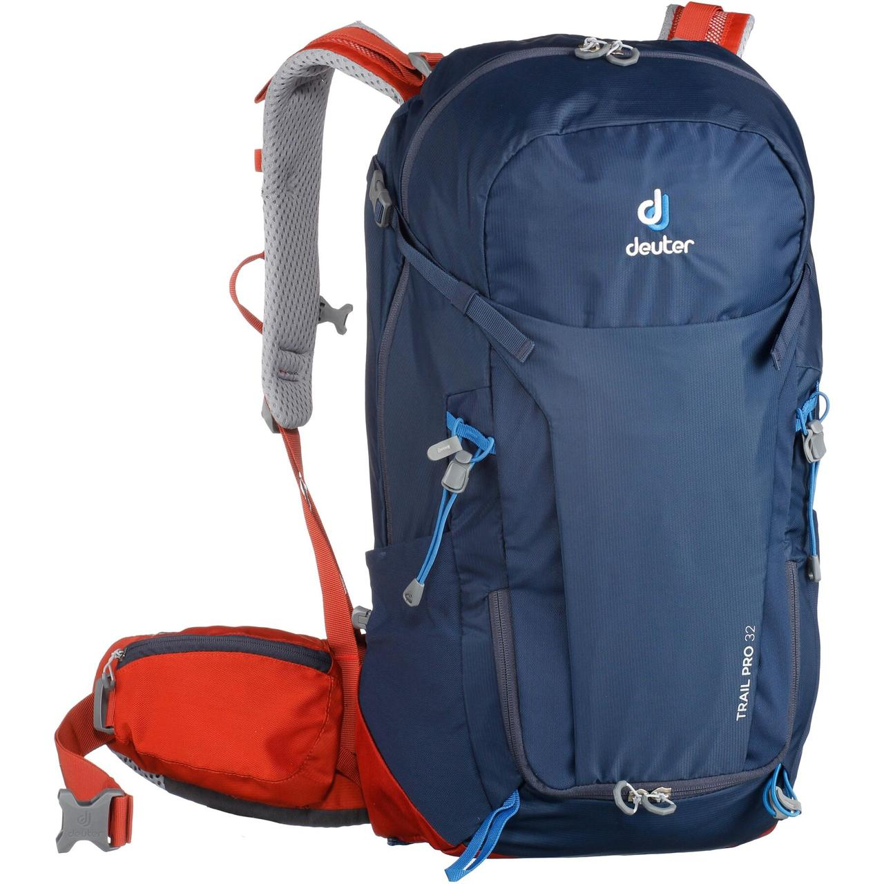 Рюкзак Deuter Trail Pro 32 midnight-lava (3441119 3522)