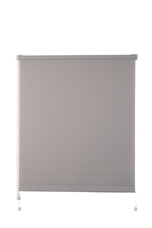Рулонная штора De zon Leen Mini 85х150 см серая