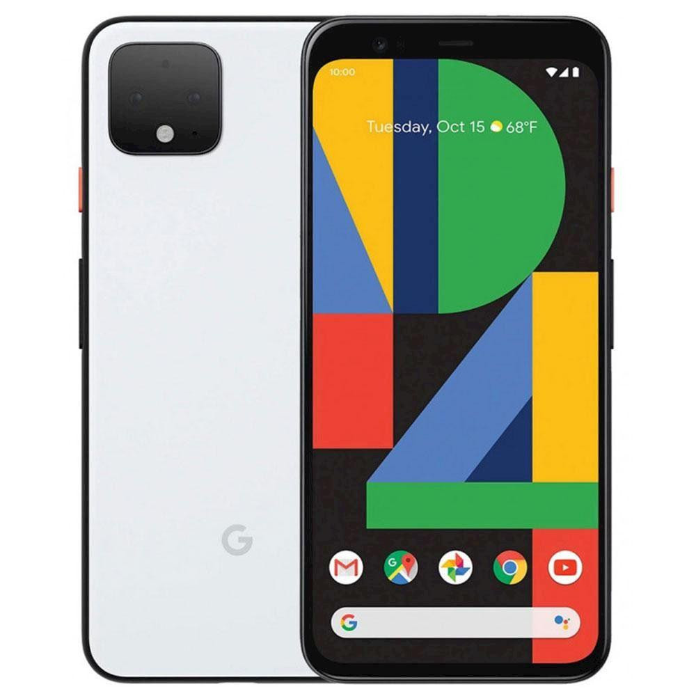 Смартфон Google Pixel 4 6/128GB Clearly White US 1 мес.
