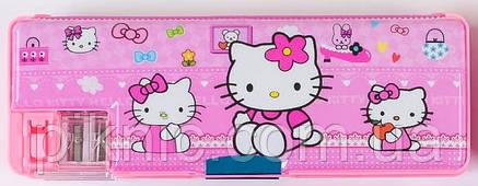 Пенал Hello Kitty для девочек., фото 2