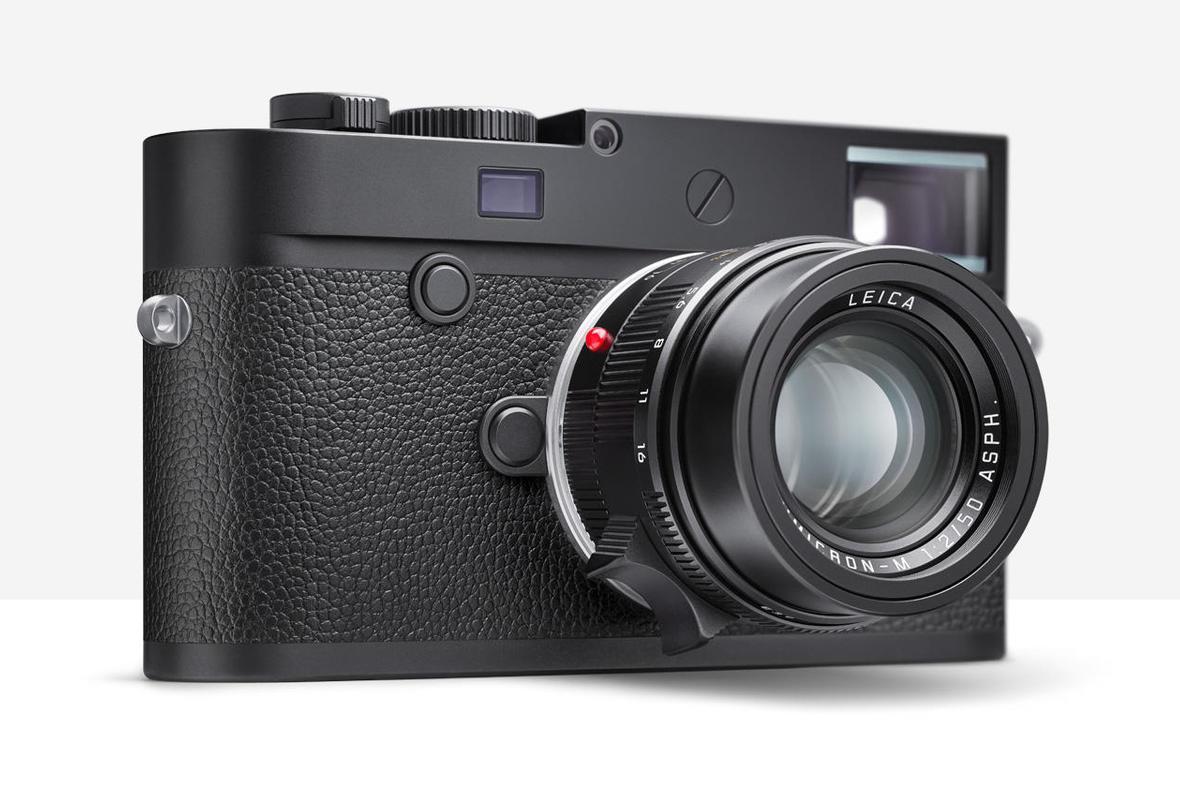 Черно-белая камера Leika в 2020 году?