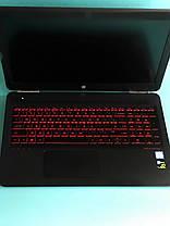 Ноутбук Игровой HP OMEN 15 QHD 4K i7\ 16GB\ SSD 120 + 2 TB 7265NGW, фото 3