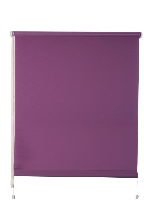 Рулонная штора De zon Leen Mini 68х150 см фиолетовая
