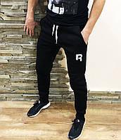 Спортивные штаны (флис) Reebok black