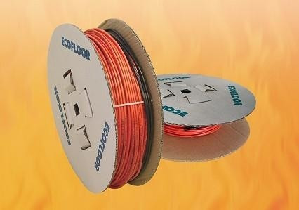 Теплый пол Fenix ADSV 18 двужильный кабель, 830W, 3,7-5,5 м2(18830)