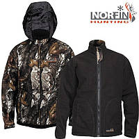 Куртка NORFIN Hunting Thunder StaidnessBlack