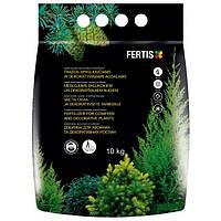 Удобрение для хвойных и декоративных растений Fertis NPK 12-6-18+МЕ 10 кг