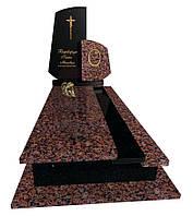 Пам'ятник з граніту одинарний Р5042