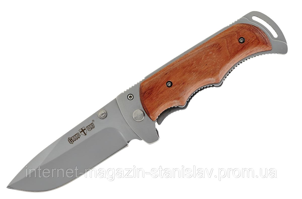 Нож складной GRAND WAY 01797