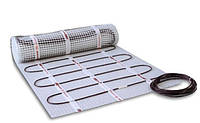 Теплый пол нагревательный мат Hemstedt DH 1.0 кв.м 150W комплект