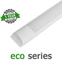 Светодиодный светильник LED интегрированный 36Вт 6000-6500К 1200 мм серия ECO