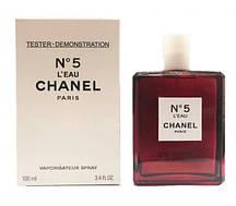 Chanel № 5 L'Eau TESTER женский, 100 мл