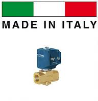 Электромагнитный клапан для пара 1/2 CEME  (Италия) 9914, НЗ, 5,5 мм, 180 C, 220В нормально закрытый