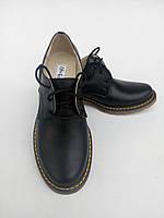 Туфли женские классика ,кожа.