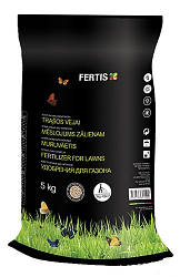 Удобрение для газона Fertis НПК 17-6-11+МЕ 5 кг