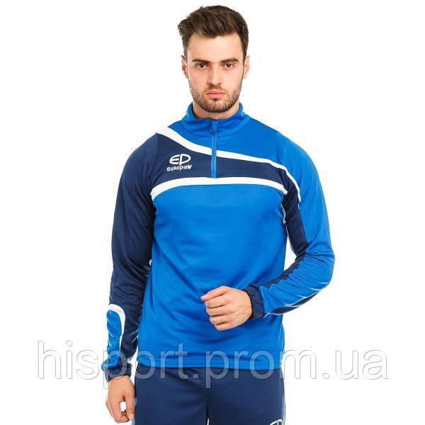 Якісний тренувальний костюм від бренду Europaw. Відмінно підійде для тренувань і заняття спортом. Виготовлений з еластану. Країна виробник - Китай. В наявності розміри дорослі та підліткові: XS, S, M, L, XL, XXL.