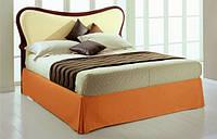 Спідниця для ліжка Медова Модель 2 строгий Мodern 90*200/30