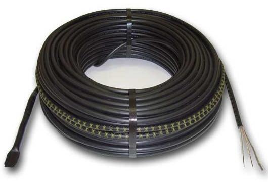 Теплый пол Hemstedt BR-IM двужильный кабель, 1250W, 7,4-9,2 м2