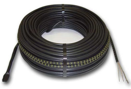 Теплый пол Hemstedt BR-IM двужильный кабель, 1500W, 8,8-11 м2