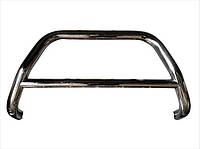 Защита переднего бампера (кенгурятник)  Ford Transit (Custom) 2012+