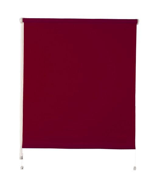 Рулонная штора De zon Leen Mini 35х150 см красная