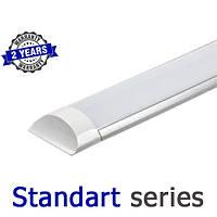 Светодиодный светильник LED интегрированный 18Вт 4000-4500K/6000-6500К 600 мм серия STANDART