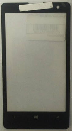 Стекло модуля для Lumia 1020 Black, фото 2