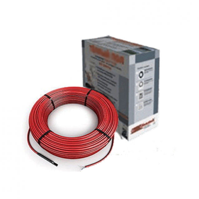 Теплый пол Hemstedt BRF-IM двужильный кабель, 2430W, 6,6-8,7 м2