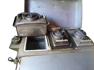 Кухня полевая переносная кп 30 на три котла, фото 2