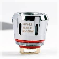 Сменные испарители Eleaf HW-M 0.15 Ом для Eleaf iJust 3 Nexgen и атомайзеров серии ELLO Clone