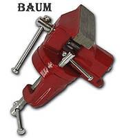 Тиски поворотные (мини) 52 мм BAUM