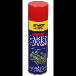 Очистка карбюратора ABRO, спрей, 340г +20% син.