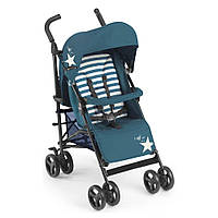 Прогулочная коляска-трость CAM Flip цвет - Бирюзовый в полоску
