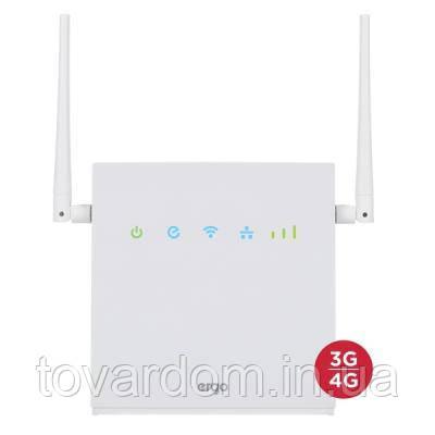 Мобильный Wi-Fi роутер Ergo