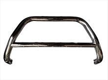 Защита переднего бампера (кенгурятник)  Toyota Prado 120