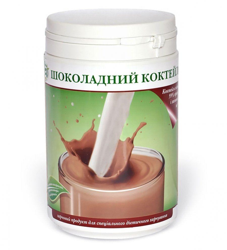 """Протеиновый коктейль """"Шоколадный"""", Грин Виза, 250 г"""