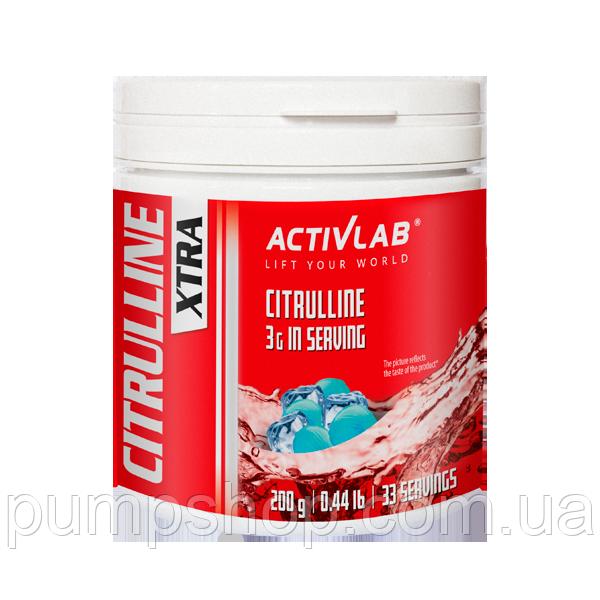 Цитруллин ActivLab Citrulline Xtra 200 г