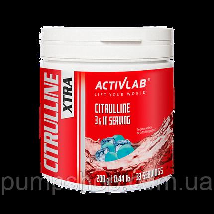 Цитруллин ActivLab Citrulline Xtra 200 г, фото 2