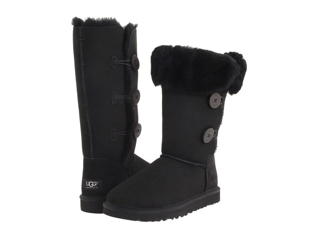 САПОЖКИ UGG (ОРИГИНАЛЫ) BAILEY BUTTON TRIPLET.
