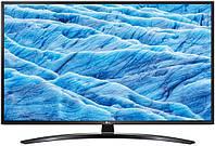 Ultra HD телевизор LG с технологией 4K активный HDR 43 дюйма 43UM7450 + пульт MAGIC