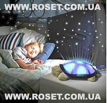 Черепаха проектор зоряне небо Nighttime з музикою і Usb адаптером Turtle constellation з музикою (різні)