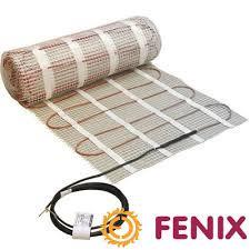 Теплый пол нагревательный мат Fenix LDTS 160 8.8 кв.м 1400W комплект(121400-165)