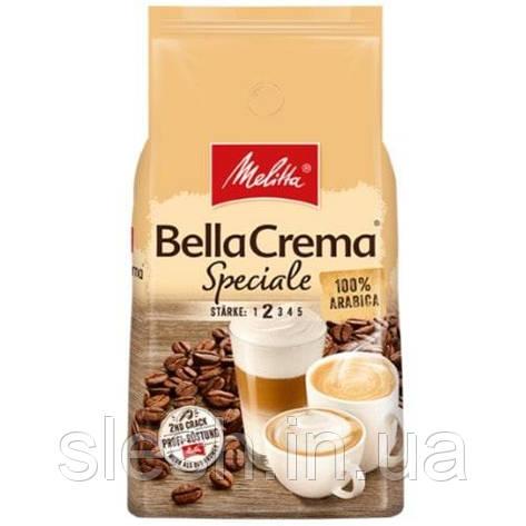 Кофе в зернах Melitta Bella Crema Speciale, фото 2
