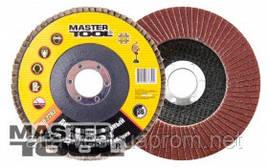 MasterTool  Диск шлифовальный лепестковый зерно  60 125*22 мм, Арт.: 08-2206