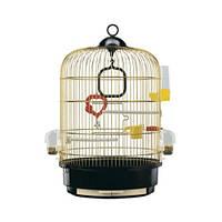 Ferplast Regina кругла клітка для дрібних птахів (d32,5 x 49 см)