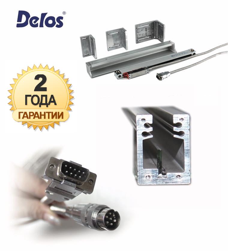 Компактные оптические линейки Delos DLS-S